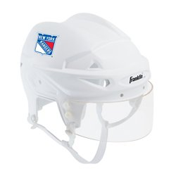 Franklin New York Rangers Mini Player Collectible Helmet