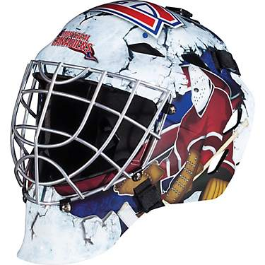 Franklin Boys' Montreal Canadiens GFM 1500 Goalie Face Mask
