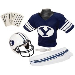Kids' Brigham Young University Deluxe Football Uniform Set