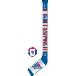 Franklin New York Rangers Soft Sport Hockey Set