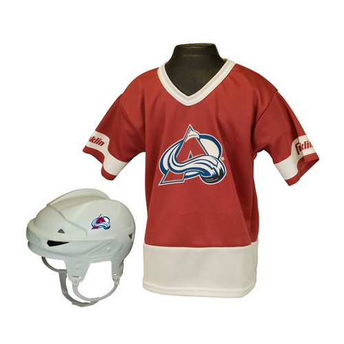 hot sale online bc199 5dc43 Franklin Kids' Colorado Avalanche Uniform Set