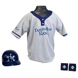 Franklin Kids' Tampa Bay Rays Uniform Set