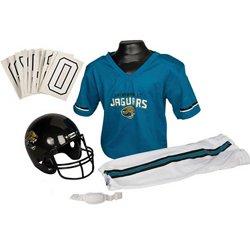 Franklin Kids' Jacksonville Jaguars Deluxe Uniform Set