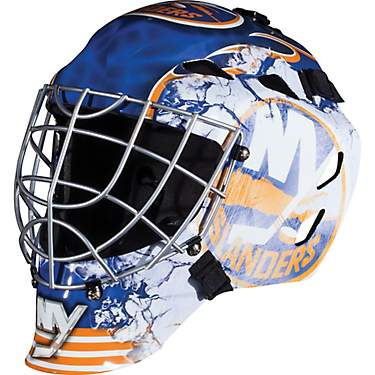 Franklin Boys' New York Islanders GFM 1500 Goalie Face Mask