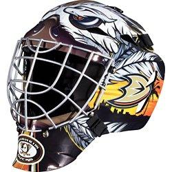 Franklin Boys' Anaheim Ducks GFM 1500 Goalie Face Mask