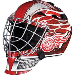 Boys' Detroit Red Wings GFM 1500 Goalie Face Mask