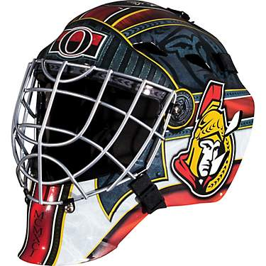 Franklin Boys' Ottawa Senators GFM 1500 Goalie Face Mask