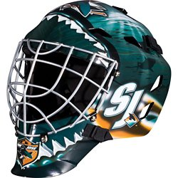 Boys' San Jose Sharks GFM 1500 Goalie Face Mask