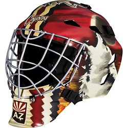 Boys' Arizona Coyotes GFM 1500 Goalie Face Mask