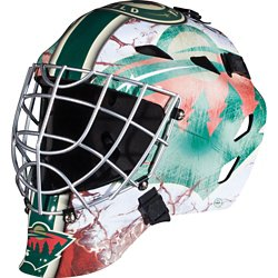 Boys' Minnesota Wild GFM 1500 Goalie Face Mask