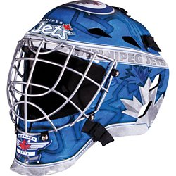Boys' Winnipeg Jets GFM 1500 Goalie Face Mask