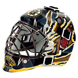 Franklin NHL Team Series Boston Bruins Mini Goalie Mask