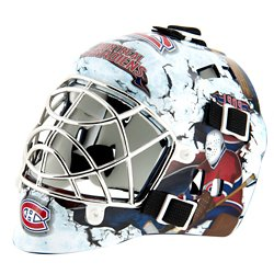 NHL Team Series Montreal Canadians Mini Goalie Mask