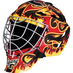 Franklin NHL Team Series Calgary Flames Mini Goalie Mask