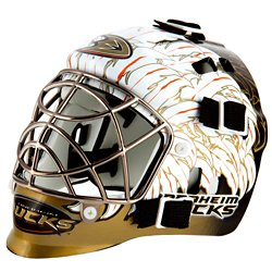 NHL Team Series Anaheim Ducks Mini Goalie Mask