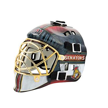 Franklin NHL Team Series Ottawa Senators Mini Goalie Mask