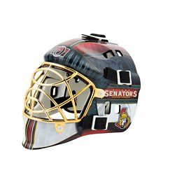 NHL Team Series Ottawa Senators Mini Goalie Mask