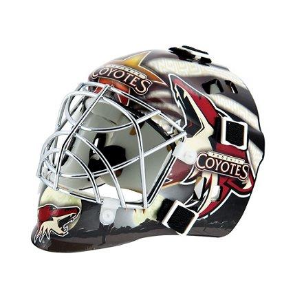 brand new 18ad4 b0bce Franklin NHL Team Series Arizona Coyotes Mini Goalie Mask
