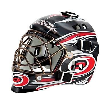 Franklin NHL Team Series Carolina Hurricanes Mini Goalie Mask
