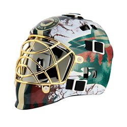 NHL Team Series Minnesota Wild Mini Goalie Mask
