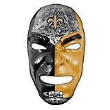 Franklin Adults' New Orleans Saints Fan Face Mask