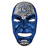Franklin Adults' Indianapolis Colts Fan Face Mask