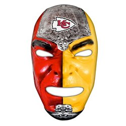 Franklin Adults' Kansas City Chiefs Fan Face Mask