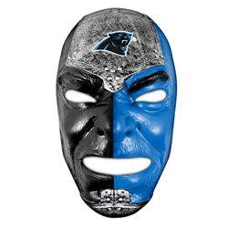 Franklin Adults' Carolina Panthers Fan Face Mask