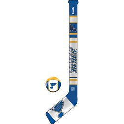 Franklin St. Louis Blues Soft Sport Hockey Set