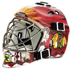 Franklin NHL Team Series Chicago Blackhawks Mini Goalie Mask