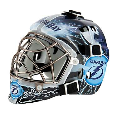 Franklin NHL Team Series Tampa Bay Lightning Mini Goalie Mask