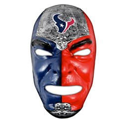 Franklin Adults' Houston Texans Fan Face Mask