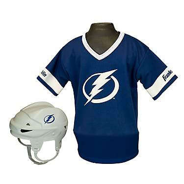Franklin Kids' Tampa Bay Lightning Uniform Set