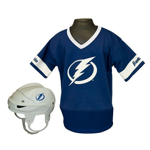 Franklin Kids' Tampa Bay Lightning Uniform Set