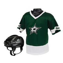 Franklin Kids' Dallas Stars Uniform Set