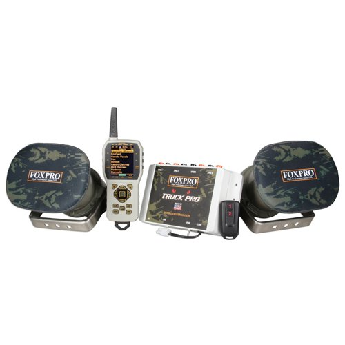FOXPRO® TruckPro Electronic Call System
