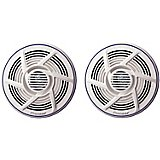 "Pioneer Nautica Series 6-1/2"" Dual-Cone Marine Speakers (Pair)"