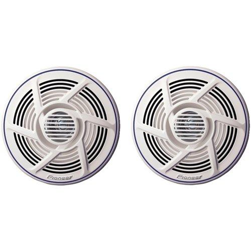 Pioneer Nautica Series 6-1/2' Dual-Cone Marine Speakers (Pair)