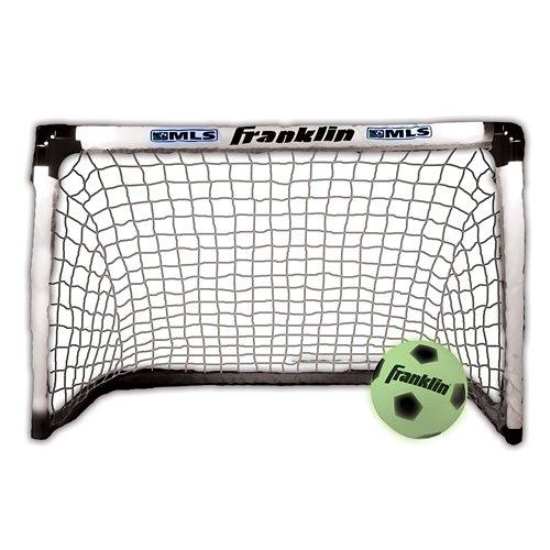 Franklin Boys' Light-Up Soccer Goal and Ball Set