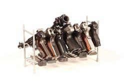 Hyskore® 7-Gun Wire Pistol Rack