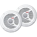 "Pyle Hydra Series 150W 6-1/2"" Marine Speakers (Pair)"