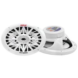 Pyle Hydra 260W 2-Way Marine Speakers (Pair)