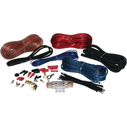 Pyle Marine-Grade 8 Gauge Amp Installation Kit