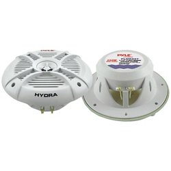 "Pyle 2-Way 6.5"" Marine Speakers (Pair)"