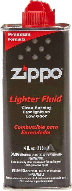 Zippo Premium 4 oz. Lighter Fluid