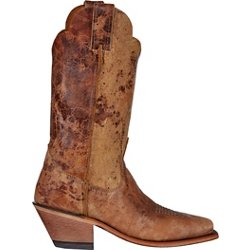 Women's Bent Rail Tan Road Western Boots