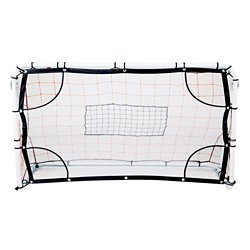 3 ft x 5 ft MLS 3 in 1 Steel Training Soccer Goal