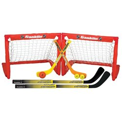 NHL Indoor Sport 2-in-1 Hockey Set