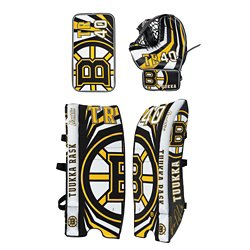 Youth Boston Bruins Tuukka Rask Goalie Equipment Set