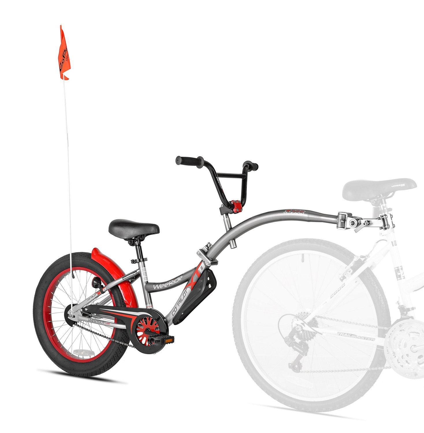 88af118240c Display product reviews for WeeRide Boys' Co-Pilot XT Tow-Behind Cycling  Trainer